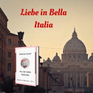 """Italienroman """"Mauern um Dein Herz"""", ein sommerliches Lesevergnügen"""