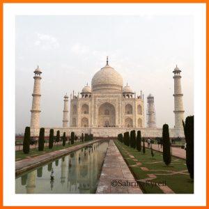 Taj Mahal, Indienroman, Abenteuer
